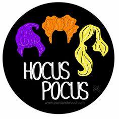 Fall Door Decorations, Halloween Decorations, Fall Decor, Halloween Ideas, Halloween Door Hangers, Hocus Pocus, Wood Doors, Wood Crafts, Wood Projects