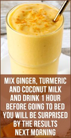 This natural remedy effectively treats all digestion issues, boosts metabolism, and also promotes weight loss. Its impressive effects are due to the healthy properties of the ingredients. # Nutrition for weight loss Juice Recipes For Kids, Healthy Juice Recipes, Healthy Juices, Healthy Drinks, Healthy Eating, Smoothie Recipes, Healthy Food, Healthy Meals, Detox Recipes