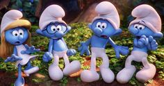 Smurfs: The Lost Village Review: Welcome to Smurfette's Existential Crisis -- While Smurfs: The Lost Village may put a smile on kids' faces, the parents probably won't enjoy it much. -- http://movieweb.com/smurfs-3-lost-village-movie-review/
