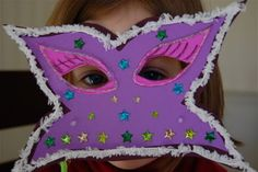 Fat Tuesday Crafts, thought of you