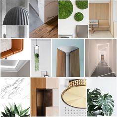 Dieser Stil verbindet natürliche Materialien mit funktionalen Hauptformen. Minimalistische Strukturen und harmonische Farben erzeugen einen hochwertigen Designmix. Elegant, Modern, Home Architect, Minimalist, Colors, Classy, Trendy Tree, Chic