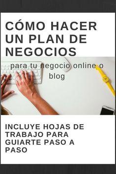 Quieres crear un blog que realmente gane dinero? Aquí te doy las bases para crear un plan de negocios para tu blog o negocio online, paso a paso! Incluye plantilla gratuita. #plandenegocioblog#blog#negocioonline