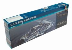 Italeri USS Kitty Hawk CV63 * Click image to review more details.Note:It is affiliate link to Amazon.