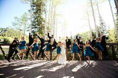 Wedding Party Photos || LOGAN WALKER PHOTOGRAPHY