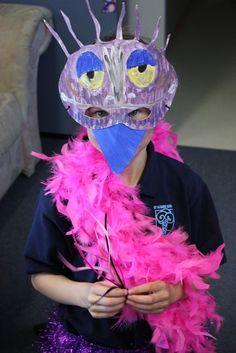 Emu costume: Wombat Stew