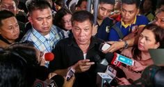 Philippines President Duterte offering bounties to public to kill criminals