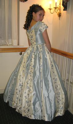 78 Best Civil war ball gowns images in 2014 | Ball gowns