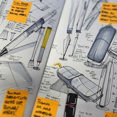 Some others from the same project logbook, merry christmas eve! #industrialdesign #industrialdesigner #idsketching #productdesign #sketch #sketching #design #drawing #designsketching #designer #sketchbook
