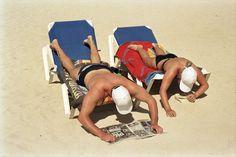 Martin Parr // Life's a Beach / Espagne, Majorque, 2003