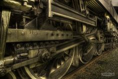 Locomotion - Golden Age of Locomotives - Royal Hudson 2860 | by Janusz Leszczynski