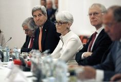 """THANK YOU Mr. PRESIDENT & Sec JOHN KERRY the HATERS GONNA HATE < CAUSE THEY didn""""T WANT IT TO BE DONE !!!!   Iran Nuclear Deal Is Reached After Long Negotiations - The New York Times"""