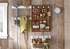 10 Easy Pieces: Wall-Mounted Tool Racks