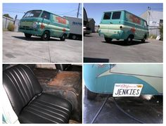 geek news - Mystery Machine For Sale of the Day. The get away car!