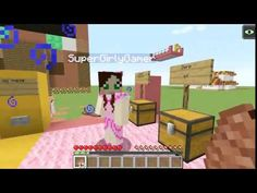 [Popularmmos - Minecraft ] BURNING MCDONALDS! TRAPPED IN A FAST FOOD RES...
