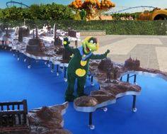 Eurochocolate è il più grande Festival internazionale dedicato al cioccolato ed è in programma a Gardaland dal 1° aprile 2014 fino a domenica 13.