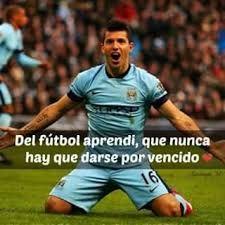 Resultado de imagen para frases de futbol
