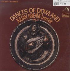 Julian Bream - Dances Of Dowland