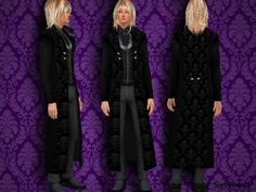 Who is that guy with the long coat? Did I ever seen him? What do he lives in that abandoned mansion on the hill? Found in TSR Category 'Sims 4 Male Everyday' Best Picture Sims 4 Male Clothes, Sims 4 Clothing, Maxis, World Cup Shirts, Teen Jeans, Teen Crop Tops, Suit Vest, The Sims4, Sims 4 Mods