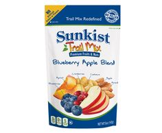 #Sunkist Blueberry Apple Blend Trail Mix Redefined #SnackItForward