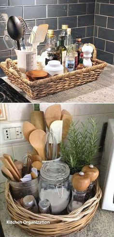 Best 21 Great Ideas About Clutter_Free Kitchen Countertops - Home Decor - . - Best 21 Great Ideas About Clutter_Free Kitchen Countertops – Home Decor – -