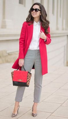 business casual outfits for women you. 8 chic work outfits you can copy! Find here great, inexpensive office outfits inspired by celebrities Spring Work Outfits, Casual Work Outfits, Business Casual Outfits, Professional Outfits, Office Outfits, Work Attire, Work Casual, Look Office, Office Looks