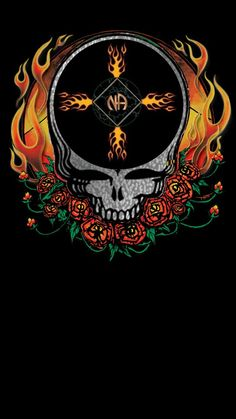 Grateful Dead NA Flames  Recovery