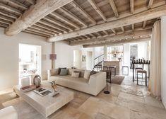 Living Room Style, House Design, Warm Interior, Beach House Interior, Living Room Design Inspiration, Tuscany Homes, Italian Home, Interior Design, House Interior