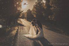 Fotografo de bodas, Fotografía original de boda