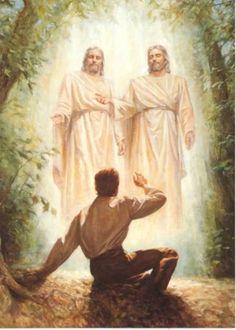 Что из себя представляет Божество мормонов? #мормоны #ЦИХСПД #mormon