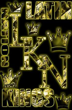 Symbol for Latin Queens and King | Gangs: | Latin kings