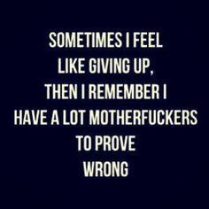 Totally true..