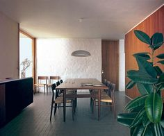 Residence 1 in Anavissos, Athens Mid-century Interior, Interior Decorating, Interior Design, Athens Apartment, Arch House, Greek Design, Dom, Interior Architecture, Living Spaces