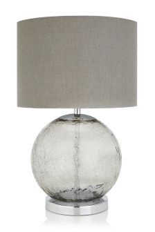 Crackle Table Lamp (652965X56) | £32