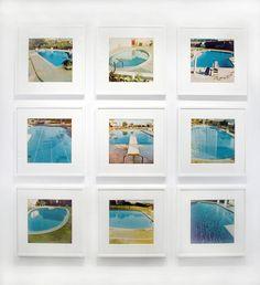 Ed Ruscha - Pool Portfolio