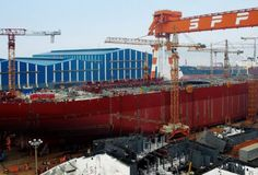 SPP Shipbuilding back in business