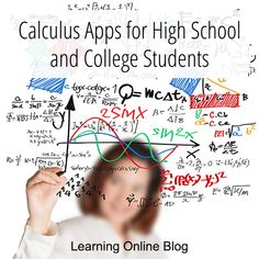These calculus apps will make it easier to learn challenging math concepts. Mental Calculation, Math Courses, Fun Math Games, Math Concepts, Math Skills, Math Lessons, College Students, Mathematics, How To Memorize Things