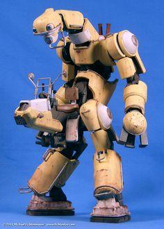 Completed » 1/12 Chubu Mechatrobot | FichtenFoo