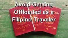 Having a weak Philippine passport shouldn't stop us legit travelers from exploring the world. I got questioned by Philippine immigration for traveling solo and I passed their checks. Here are some tips to avoid getting offloaded in Philippine immigration. I Passed, Solo Travel, Philippines, This Or That Questions, Tips, Travel Alone
