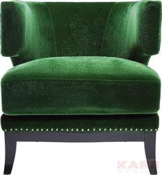 Sessel Art Deco Green #kare #design #wien #Austria #grün #green #Sessel #kareaustria #karedesign