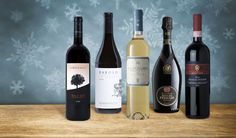WINE and needed the list - Top 5 wines as gifts for Christmas ! If you love Italy...