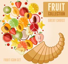 Fruit poster design vector graphics free vector in adobe illustrator Vector Free Download, Free Vector Graphics, Halloween Party Poster, Fruit Icons, Design Art Drawing, Easy Crochet Blanket, Tile Art, Presentation Design, Vintage Flowers