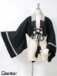 Kimono Fashion, Lolita Fashion, Cute Fashion, Fashion Outfits, Womens Fashion, Pretty Outfits, Cool Outfits, Kawaii Clothes, Character Outfits