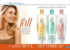 Kristi Smith: Avon Skin So Soft Buy 1 Get 1 Free Mix or Match Shop www.youravo… | FindSalesRep.com
