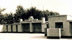 Fenerbahçe Stadı giriş kapısı.. 1930