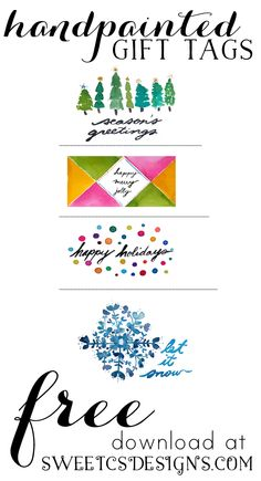 10+ best Gift Tags Free Printables Templates images on Pinterest ...