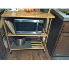 Winsome Kitchen Island with Wood Top & Reviews | Wayfair