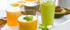 Juices and smoothies for cancer patients - great start for recipe ideas!