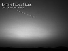 See Earth from Mars