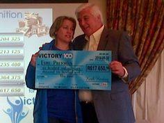 Esme Pretorius and Keith Harding