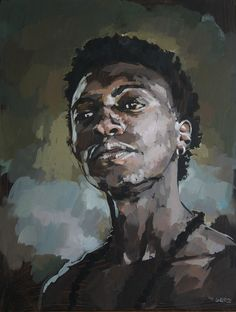 This male model possesses the confidence of and expectations of youth. Painting models of different ages and genders allows me to explore different parts of myself. Abstract Expressionism, Confidence, Youth, Portraits, Age, Models, Explore, Painting, Templates